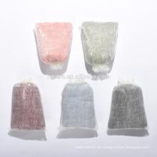 Frühling Sommer Sonne schlichten Leinen Schal SLR01 lose Spitze dünnen kühlen Schal