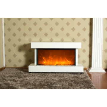 pully desktop style electric fireplace heater