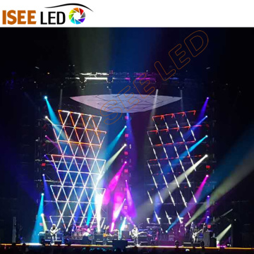 Escenario profesional DMX Led Bar Lighting Show