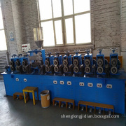 low noise flux cored welding wire equipment machinery