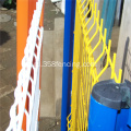 Outdoor+Galvanized+PVC+Coated+Panel+Welded+Fence
