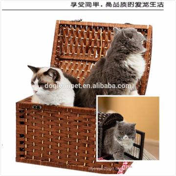 Haute qualité et convience cages d'animaux en osier cages à bas prix cages de chat cages de spectacle