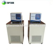 heater/high-temperature bath circulator to matching jacket glass reactor