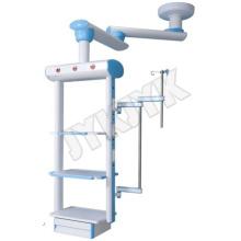 Medizinische Ausrüstung, Krankenhaus Chirurgische Doppel-Arm ICU Anhänger