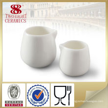 Wholesale cheap dinnerware, ceramic milk jug, non-dairy creamer