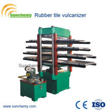 Top Qualified Rubber Tile Press