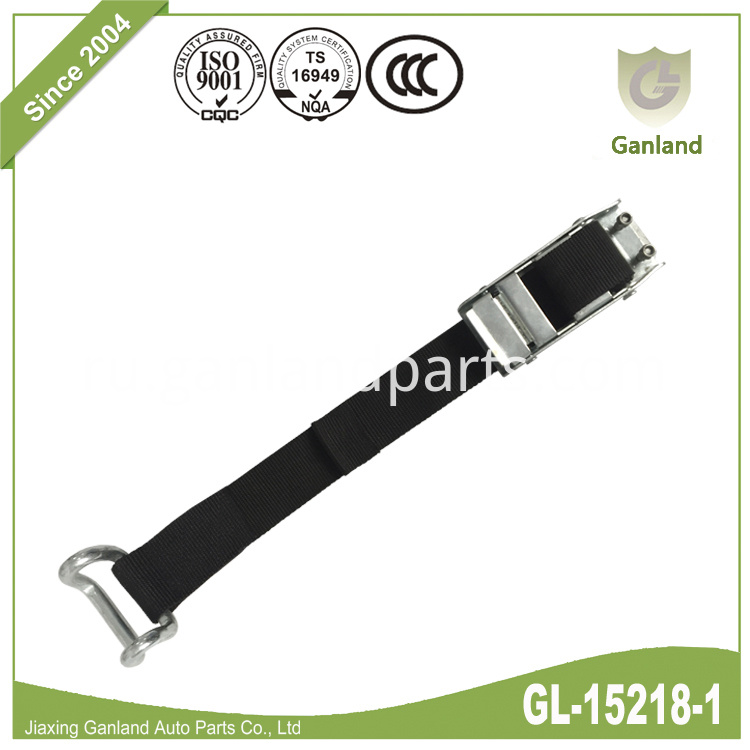 Buckle Tie Downs GL-15218-1