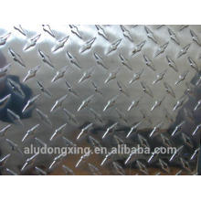 Aluminum Checker Sheet diamond type