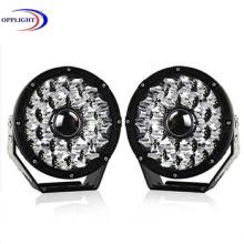 Super Bright Round 8.5 Inch LEDs Laser Driving Lights 2000m 16600lm 9690K for Offroad 4WD Truck 4X4 ATV SUV 12V 24V