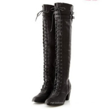 Fashion Style Ladies Boot Witn Caged (S 21)