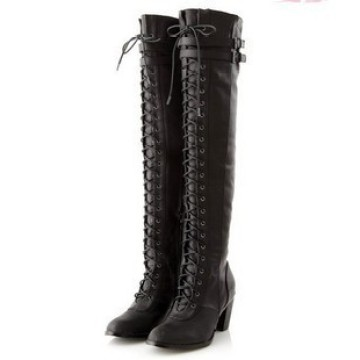 New Collection of 2016 Fashion Lady Boots (WZ-05)