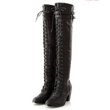 Новая коллекция ботинок Lady Gaga 2016 (WZ-05)