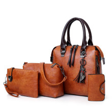 heavy canvas zipper canvas bag women daily handbags