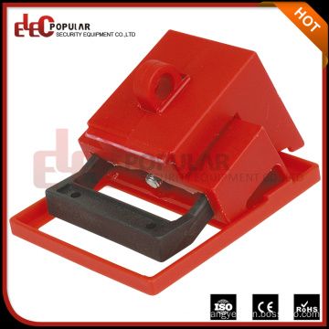 Elecpopular China Factory Wholesale Safety Red 480/600V Clamp-On Circuit Breaker Lockout