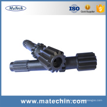 Custom Made Good Quality Steel Shaft Wrought Extrusion Upset Forgings