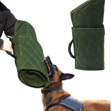 Équipement d'agilité de manche de morsure de chien
