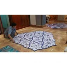 Wave Style Custom-Made Parquet/Engineered Flooring
