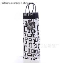 Продаем Пластиковые хозяйственная сумка с зажимом ручка (ПВХ/PE мешок)