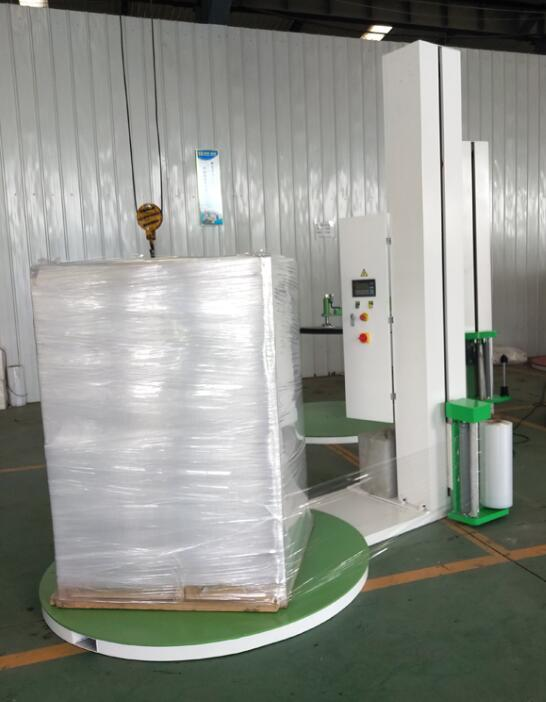 Pallet Stretch Wrapping Equipment