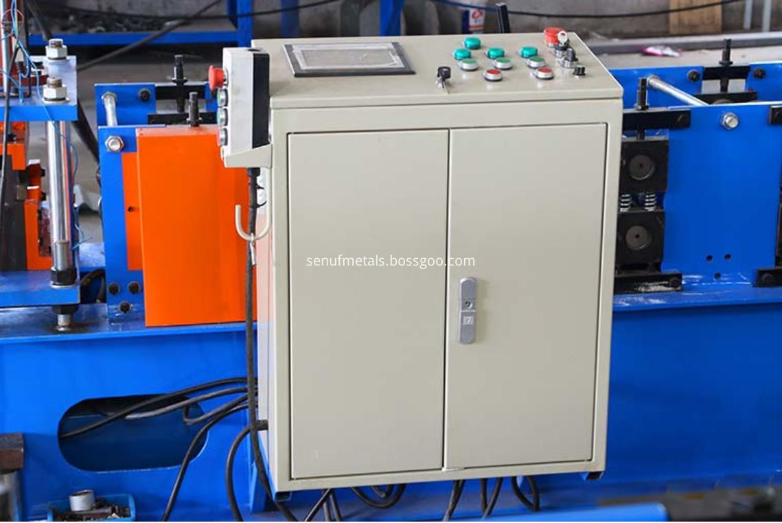 ridge cap PLC control cabinet