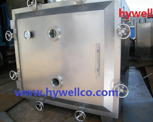Box Type Vacuum Dryers