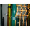 PVC-beschichteter geschweißter Draht-Mesh-Gartenzaun