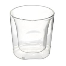 Tasse à café en verre 50ml Borosilicate Double paroi