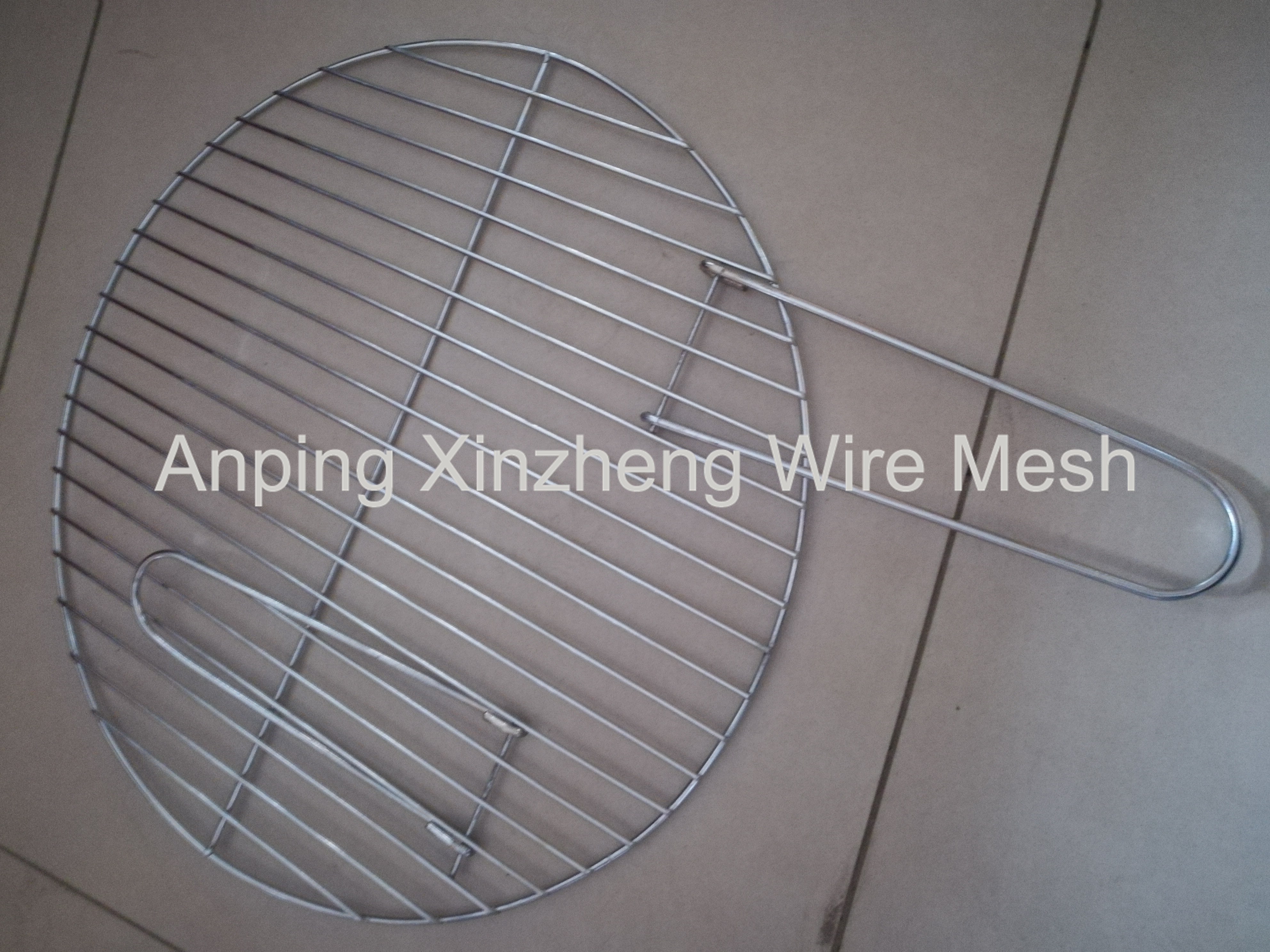 Round Barbecue Wire Mesh