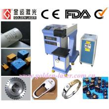 Diode Side Pump YAG Laser Marker for Keypads, Chips, Battery, Solar Cell