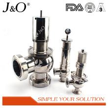 Stainless Steel Sanitary Relief Safety Valve