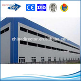 China low cost pre engineered construction steel frame building