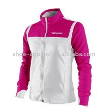 Jaqueta de esportes ao ar livre para mulheres