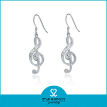 2014 Hot Sale 925 Sterling Sliver Earrings