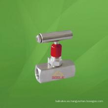 Válvula de aguja 10000 psi (GAJBW)