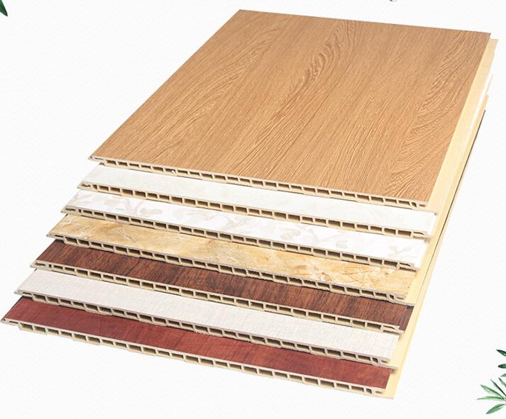 Bamboo Fiber Wpc Wall Panels