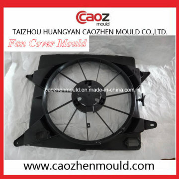 High Quality Plastic Injection Fan Cover Mould