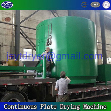 Potassium Nitrate Dryer Machine