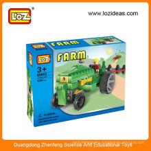 Christmas Gift Kids Educational Intelligence Plastic Construction Blocks