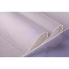Pano de filtro 500GSM PE Filament Polyester Scrim