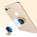 Titular do anel de telefone de metal personalizado seu próprio titular do telefone
