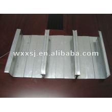 Construcción de acero galvanizado chapa de acero cubierta