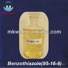 Herstellung von Innenrohr /Benzothiazole BT / CAS Nr.: 95-16-9