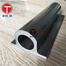 TORICH Seamless Carbon Steel Special Shape Omega Tube