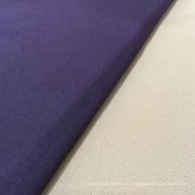 Venta al por mayor 97% algodón 3% spandex sarga tejido tejido de ropa pesada