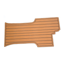 Eco friendly customized service waterproof non skid boat flooring decking