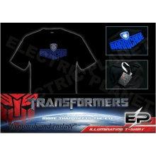 [Супер дело]оптом 2009 мода горячие продажа футболка А31,El футболки,LED футболки