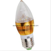 E27 Ce et Rhos 3W LED Candle Light