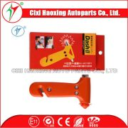 Design hot sell cox lifesaving hammer safety hammer