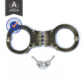 Police Stainless Steel Handcuff with ISO Standard
