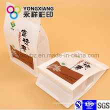 Customized Grains Stand up Plastic Packaging Bag